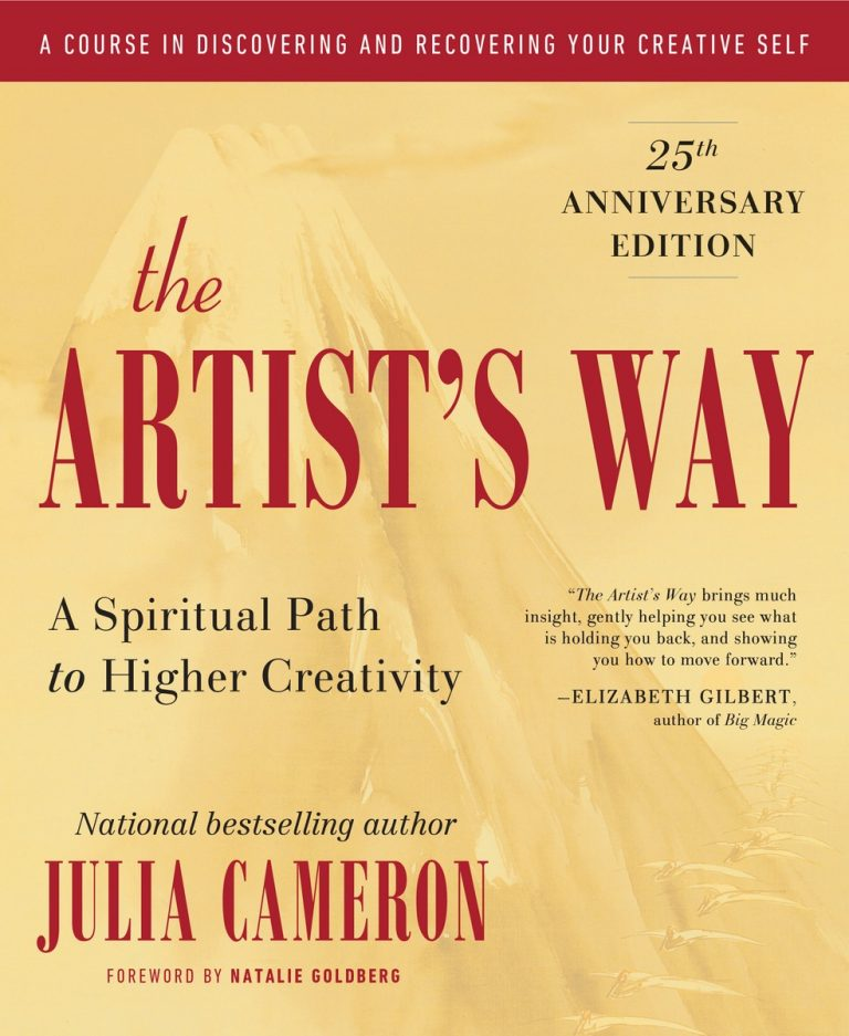 the-artists-way-25th-anniverary-by-julia-cameron